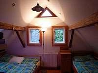 Chata - druhá ložnice2