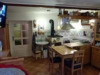 Interiér - kuchyň