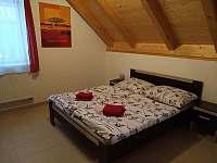 Ložnice v patře (2 lůžka)