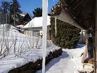 Únor - pořád ještě krásná zima - Žďár u Kumburku