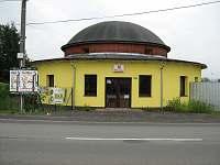 Pavilon v Ráji Doubrava