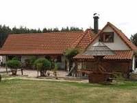 Rodinný dům na horách - Dobšín - Kamenice Český ráj