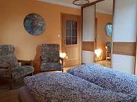Ložnice 3 - pronájem rekreačního domu Březina