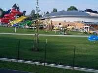 Aquapark - k pronájmu Turnov