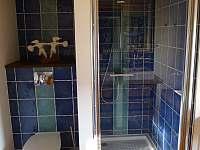 Koupelna 1 - chalupa k pronájmu Všeň - Mokrý