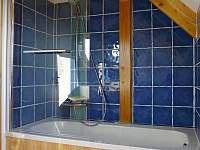 Koupelna 2 - chalupa k pronajmutí Všeň - Mokrý