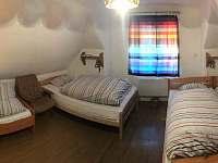 Horní ložnice - Chuchelna