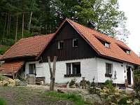 ubytování Roudný u Frýdštejna na chalupě k pronájmu