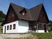ubytování Bukovina u Čisté na chalupě k pronájmu