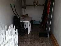 technická místnost přístupná zvenku