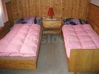 dětský pokoj - chata k pronájmu Michovka