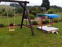 Zahrada - Mírova pod Kozákovem