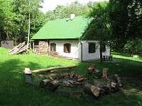 Chata ubytování v obci Moravčice