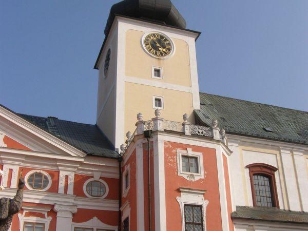 Broumov - klášterní kostel sv. Vojtěcha