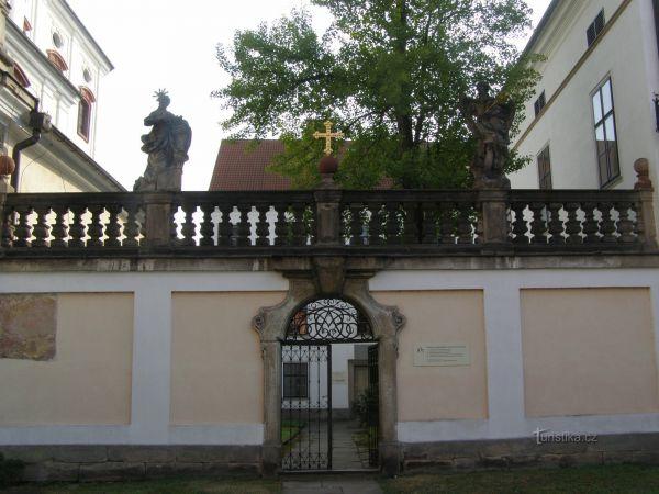 Broumov - Muzeum Broumovska