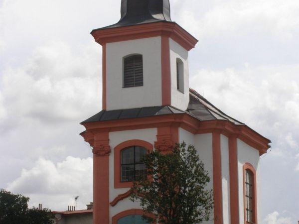 Bukvice - kaple sv. Jana Nepomuckého