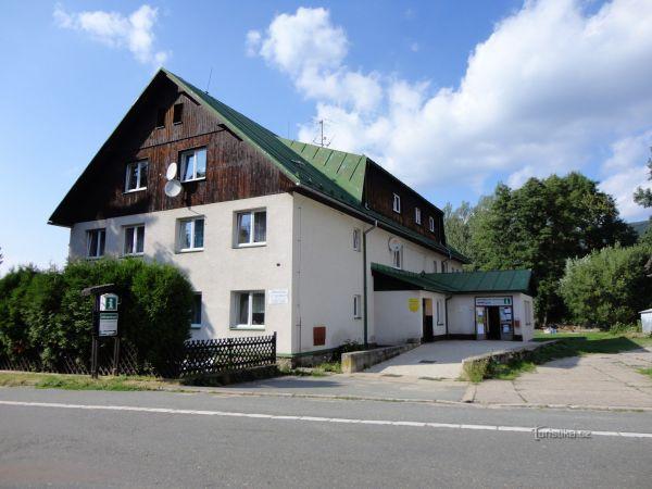 Deštné - informační centrum