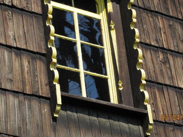 Dřevěný Kostel Povýšení svatého Kříže, Bystřice nad Olší