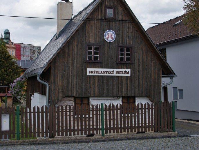 Frýdlant (v Čechách) – pohyblivý betlém