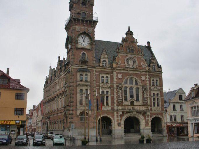 Frýdlant (v Čechách) – radnice