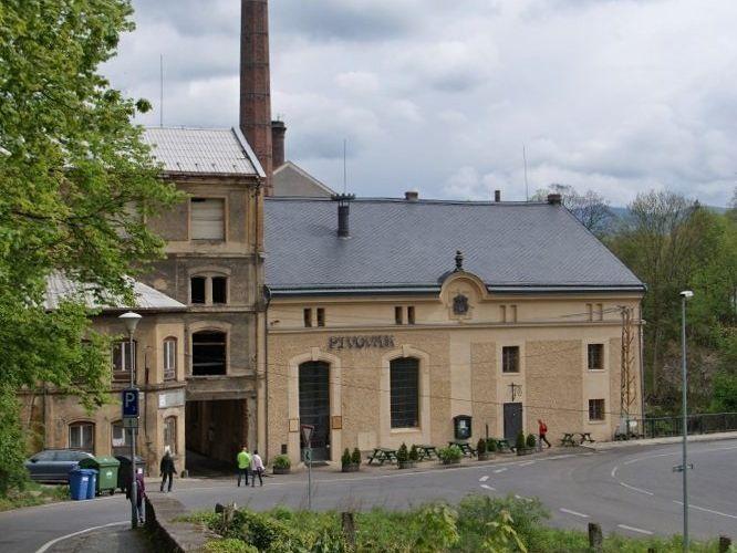 Frýdlant (v Čechách) - zámecký pivovar