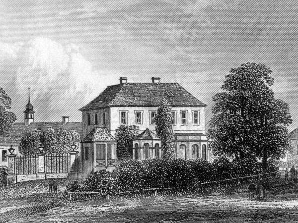 Hamrníky - zámek