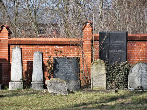 Hodonín - Nový židovský hřbitov