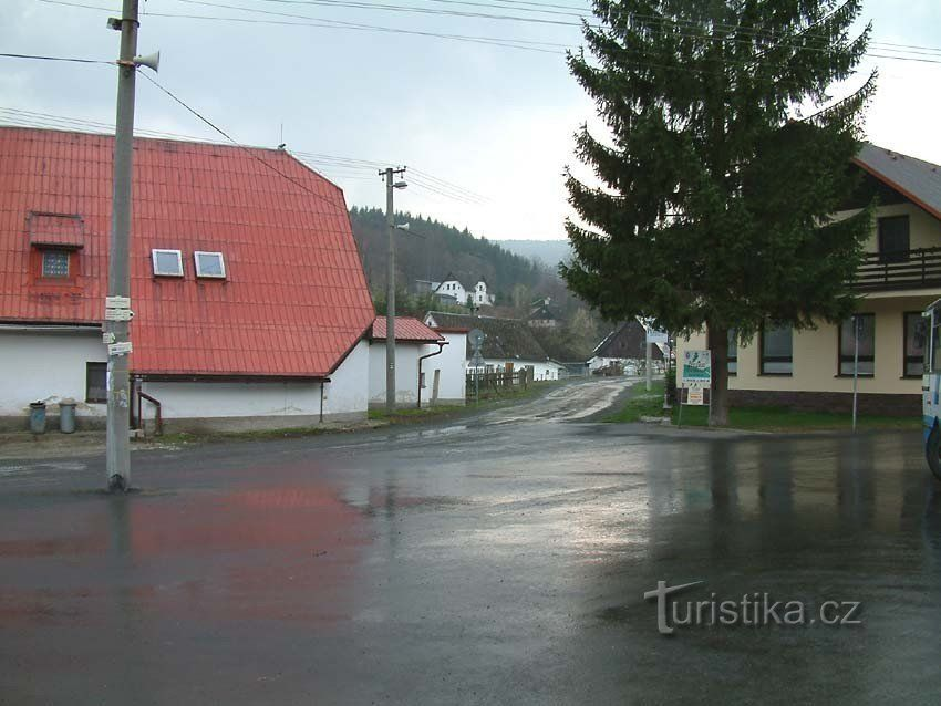 Horní Lipová - BUS