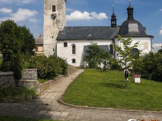 Horní Město - Kostel sv. Marie Magdaleny