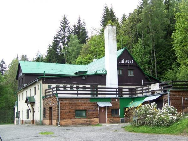 Horská chata Lučanka - ubytování Jizerské hory