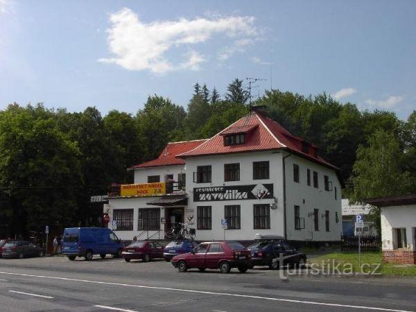Hotel Zavadilka