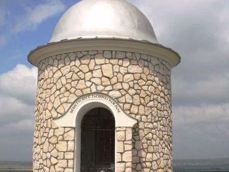 Hradištěk - kaple sv.Cyrila a Medoděje, sv. Václava a sv. Urbana