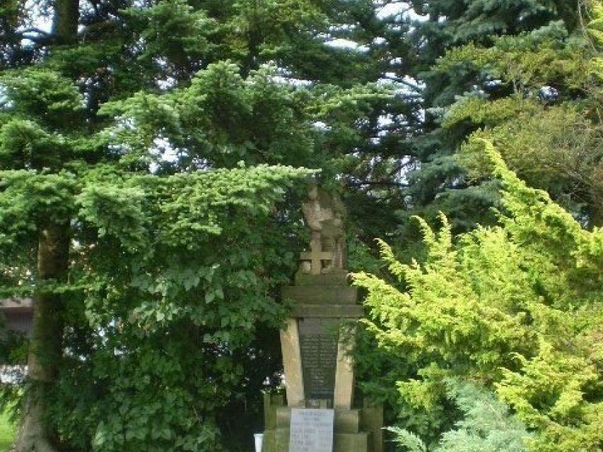 Hutisko - Solanec - památník padlým