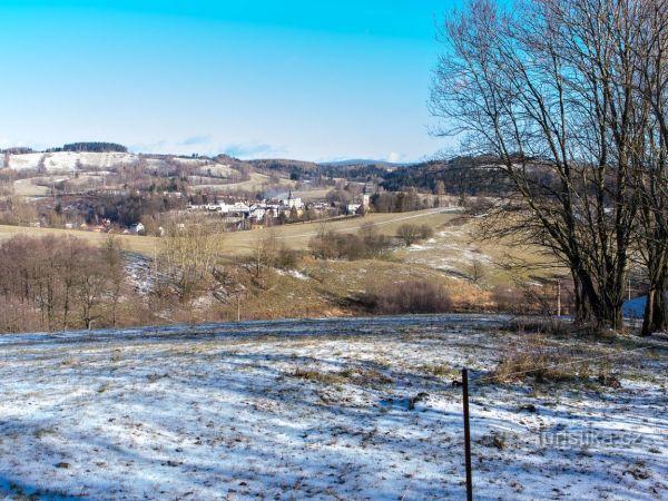 Hynčice pod Sušinou – Štvanice 866 m + Stříbrná Twiggy