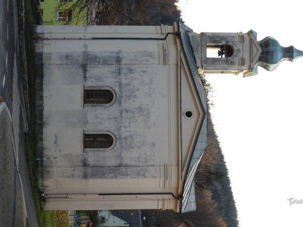 Jáchymov - kaple sv. Anny
