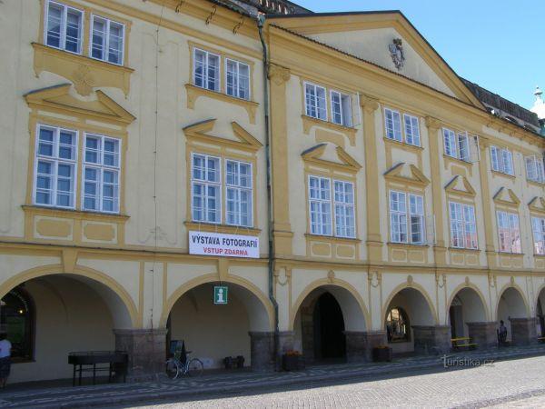 Jičín - informační centrum