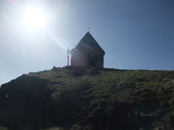 Kaple na  Mědníku