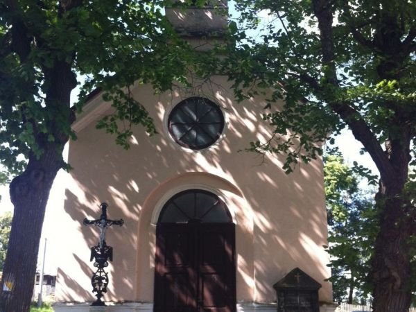 Kaple povýšení Svatého Kříže v Klášterci