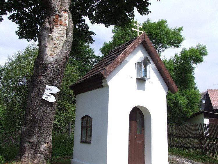 Kaplička sv. Anny v Horní Blatné