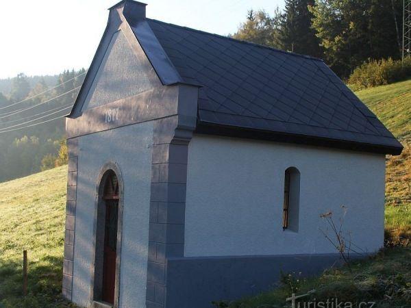 Katolická kaplička
