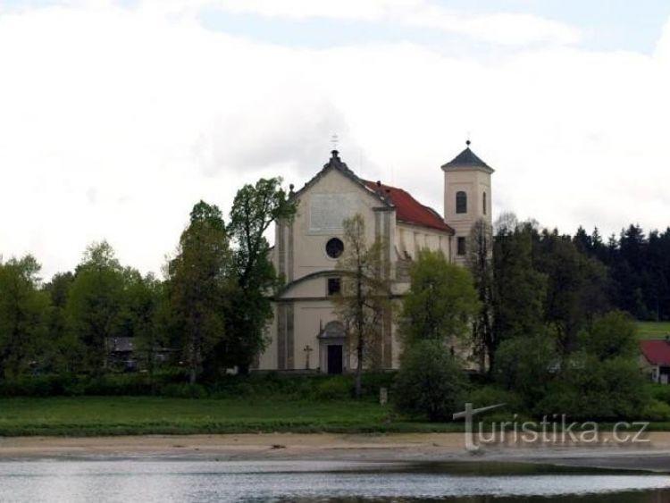 Klášter (vesnice)