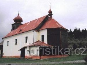 Kostel s. Petra a Pavla