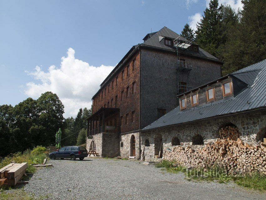 Kouty nad Desnou - Vila Primavesi