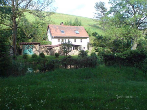 Krásná Lípa-Ubytování rekreacekyjov v Českém Švýcarsku
