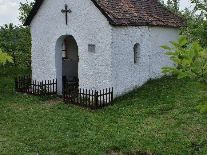 Landštejn – kaple Panny Marie