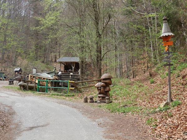 Lesní bar-lázně Lipová