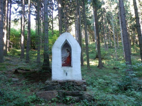 Mešní kaple Patriarcha u Prachatic