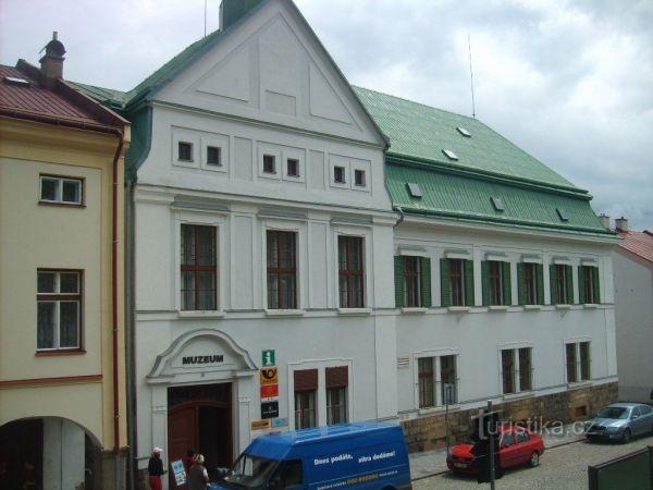 Mestské múzeum Žacléř