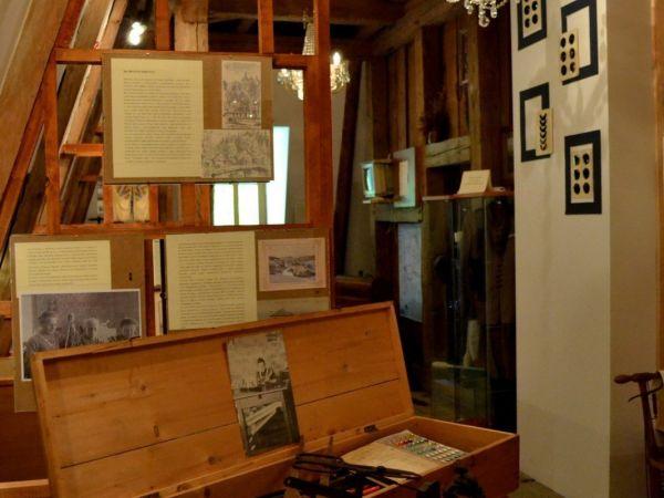 Muzeum místní historie a výstavní síň Smržovka