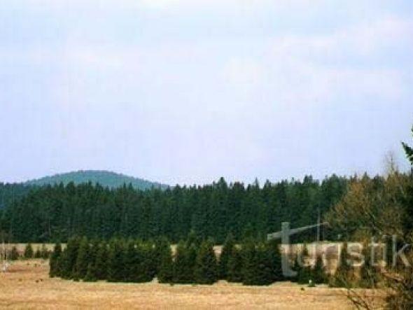 Myslivna - hora